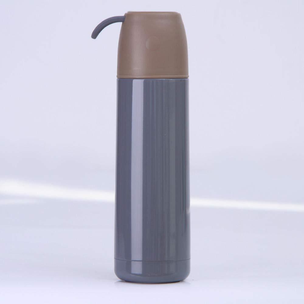 Kmrwyx Botella de Agua Termos de Acampada y Marcha Tazas térmicas ...