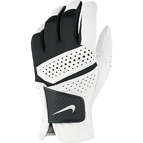 NEW-Nike-Tech-Extreme-VI-Mens-Cadet-Left-MediumLarge-WhiteBlack-Golf-Glove