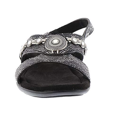 silver Donna Black Black Minnetonka Minnetonka Minnetonka Donna silver Black Selene silver Selene Selene Donna f8Pggx