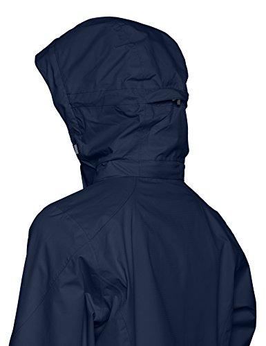 3 Easy Jacket Cappuccio dress Blues Giacca L Blu Donna Schöffel Con ROgqwx5