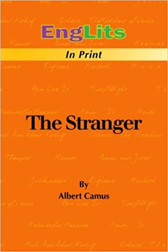 the stranger albert camus summary