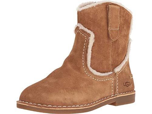 Bootie Chestnut - UGG Women's W CATICA Fashion Boot, Chestnut, 8.5 M US