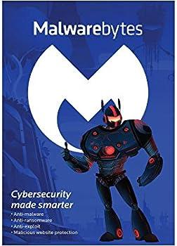 Malwarebytes 3.0 for 1 PC / 1 Year + Total Defense Antivirus