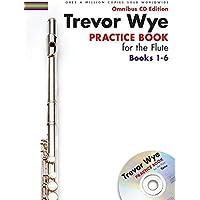 Trevor Wye: Practice Books for the Flute - Omnibus