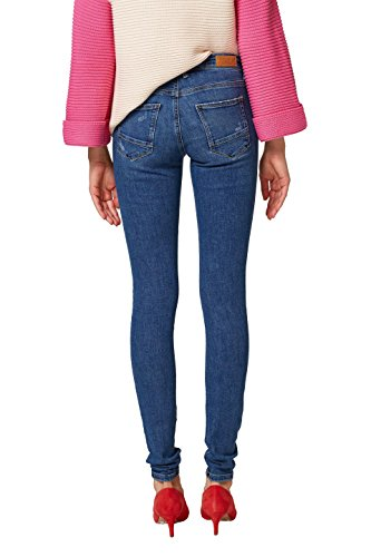 Skinny Femme 902 Medium blue Jean Wash Bleu Esprit 5ES4A1q5
