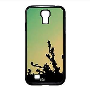 Dawn Watercolor style Cover Samsung Galaxy S4 I9500 Case (Sun & Sky Watercolor style Cover Samsung Galaxy S4 I9500 Case)
