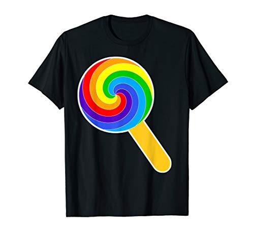 Lollipop Shirt, Candy Tshirt, Lollipop Costume