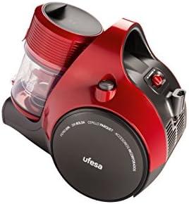 Ufesa AS-4000 Selecta Aspirador Sin Bolsa, 900 W, 0.9 litros, 80 ...