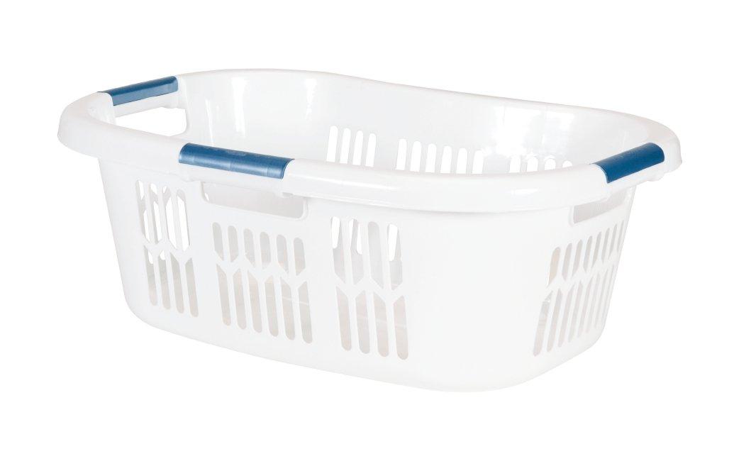 Amazon.com : BirdRock Home Double Laundry Hamper With Lid