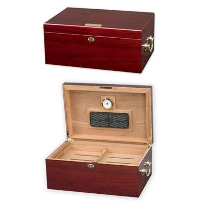 Tuscany Cigar Humidor by Quality Importers