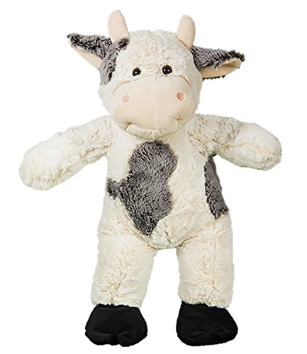 Cuddly Soft 16 inch Stuffed Bessie the Moo Cow - We stuff 'em...you love 'em! from Stuffems Toy Shop