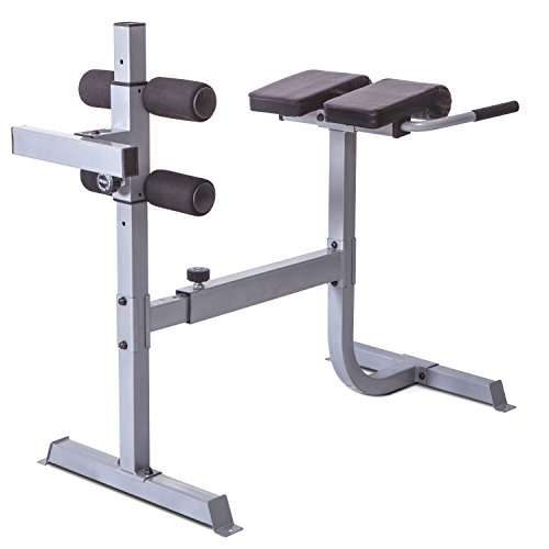 CAP Strength Roman Chair (Machine Hyperextension)