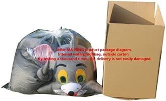 Nueva mascota Traje adulto Garfield morphsuit material de ...