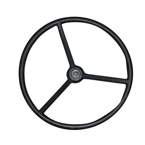 Complete Tractor 1104-4904 Steering Wheel Replacement Kit, Black