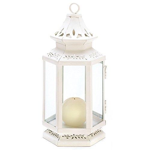 Tom & Co. 10 Wholesale Medium Victorian Lantern Wedding Centerpieces (Lantern Centerpieces Wholesale)