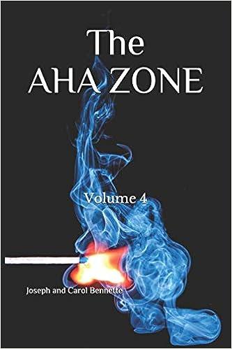 The Aha Zone - Volume 4