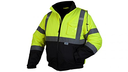 Pyramex RJ3210XL Hi Vis Safety Quilted product image