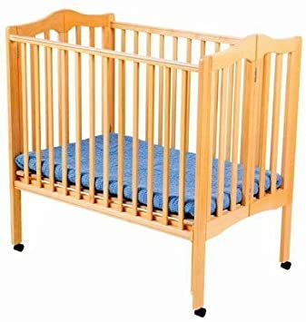3bfa79f6f67 Amazon.com   Delta Fold Away 3-in-1 Portable Crib - Natural by Delta  Children   Baby