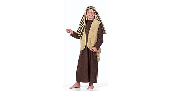 Disfraz de hebreo para niño - 9-11 años: Amazon.es: Juguetes y juegos