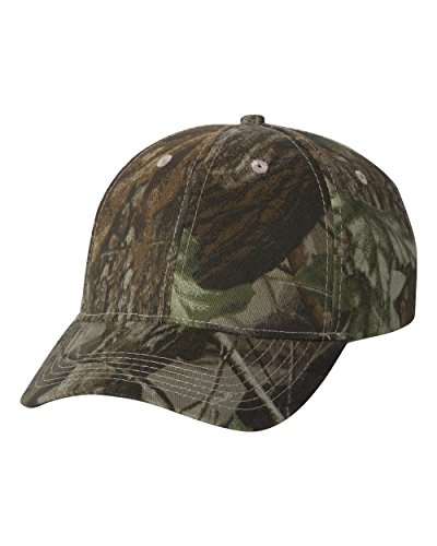 Joe's USA(tm Camouflage Caps-Realtree.Hardwood.Green