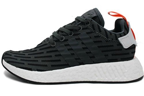 adidas Originals NMD_R2 Shoes Utility IVY/Utility IVY/Running White (9 B(M) US) by adidas Originals