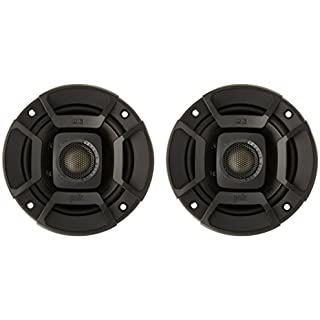 Sale Off Polk Audio DB402 DB+ Series 4' Coaxial Speakers with Marine Certification Black