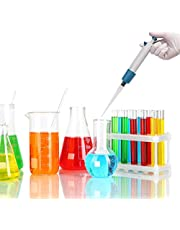 Beslands Scientific Micropipette Pipeta Microlitro, instrumento de dosificación, herramienta de laboratorio 1-10 ml