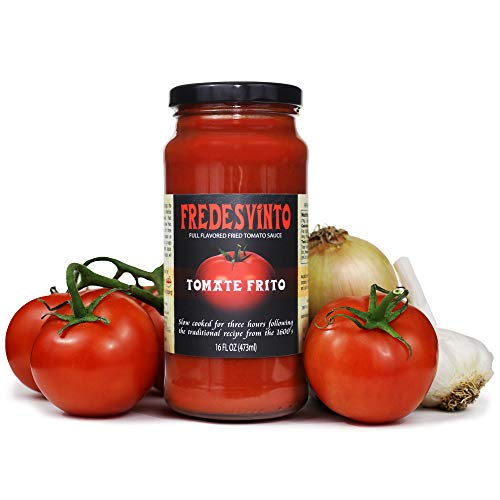 (Fredesvinto Tomate Frito Extra Thick and Hearty Pasta Sauce 100% Natural Fried Tomato Made in USA (2)