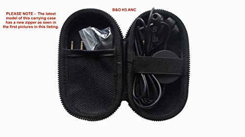 e3ad9cefdf2 Accessory House Carrying Case for Bose QuietComfort 20 (QC20/QC20i), Bose  SoundSport in-Ear, Bose SoundSport Wireless, B&O H3 ANC, Sennheiser CX700  and Many ...