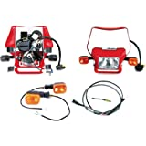 05-17 YAMAHA TTR230: Baja Designs EZ Dual Sport Kit Electric Start