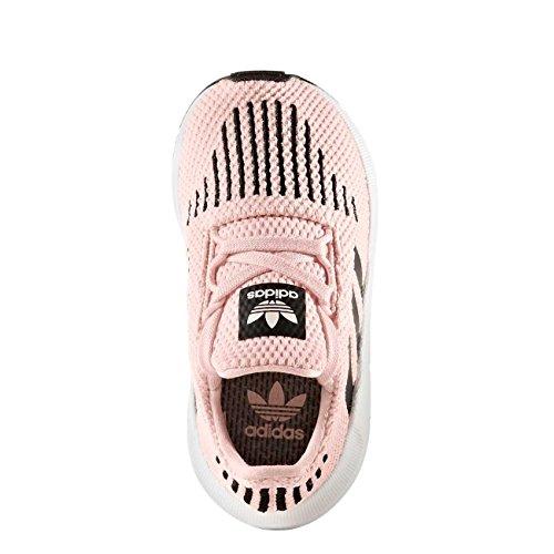 adidas Unisex Baby Swift Run I Sneaker Rosa (Roshel/Negbas/Ftwbla)