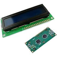 5PCS 1602 16x2 Character LCD Display Module HD44780 Controller blue Arduino LCD
