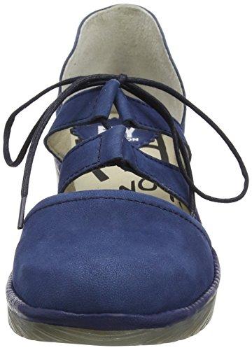 Voler Sandale Coin Londres Damen Poma Blau (bleu / Bleu 020)