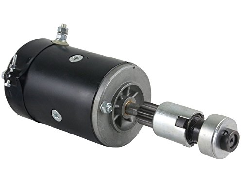 Fits Ford Tractor - NEW 6V STARTER AND DRIVE FITS FORD TRACTOR 9N 1939-1952 8N-11001 8N-11001R 8N-11002 9N-11001 9N-11002 8N11001 8N11002 9N11001 9N11002 SA546