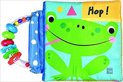 Hop Un Livre Hochet Tout Doux Pour Bebe 9791026402152