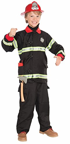 Fireman Costume Set Child