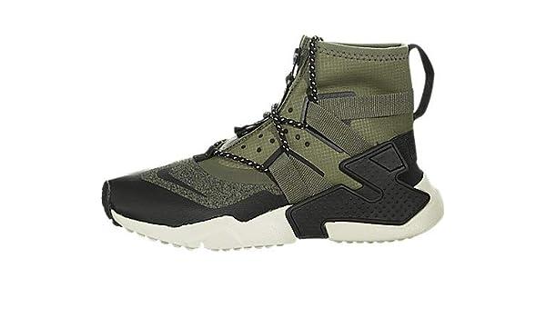 size 40 bbcf3 f1dc1 Amazon.com   Nike Huarache Gripp Shield (Kids)   Running