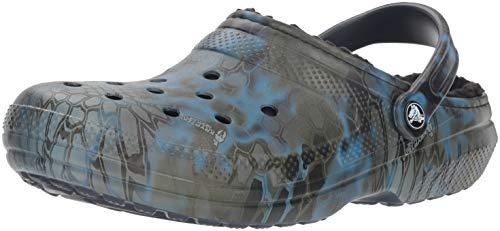 Crocs Unisex Classic Kryptek Neptune Lined Clog