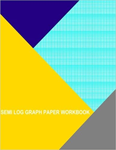Buy Semi Log Graph Paper Workbook Book Online At Low Prices In India