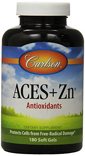 Carlson Labs ACES Antioxidants Softgels