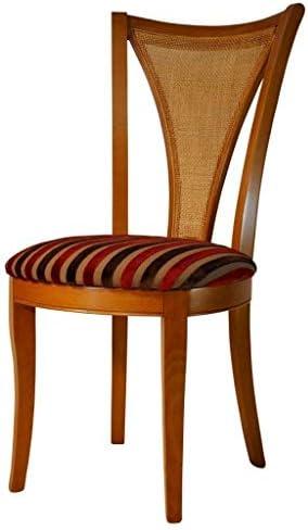 Chaise de Salle à Manger contemporaine (Chêne Clair): Amazon