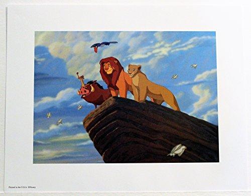 - Disney Lithograph Art Print 11