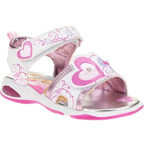 Disney Princess Princess Little Girl Light Up Sandals Shoes Size 9 ()