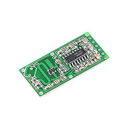 Amazon.com: Microwave Radar Sensor RCWL-0516 Switch Module Human Induction Board Detector: Home Audio & Theater