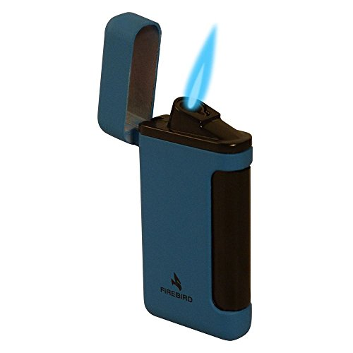 COLIBRI FIREBIRD SIDEWINDER (JET LIGHTER) (Blue)
