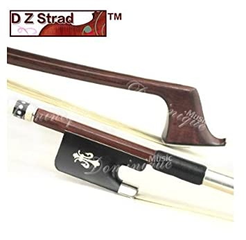 D Z Strad 205 Cello Bow Top Brazil Wood Size 1/4 (1/4-size)