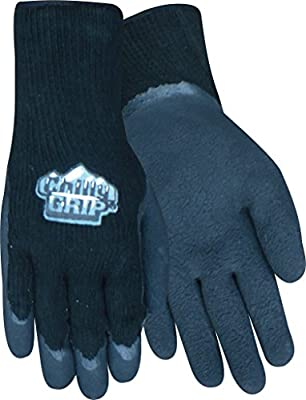Red Steer A314-XL Insulated Chilly Grip Work Glove (12 Pair)