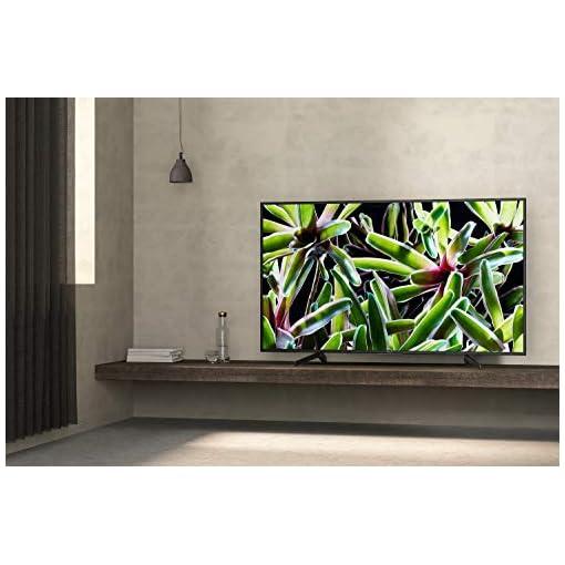 Sony BRAVIA KD49XG70 49-inch LED 4K HDR Ultra HD Smart TV – Black