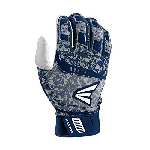 Easton Austin Hedges Walk-Off Adult Batting Gloves - Navy Camo Navy Camo/L