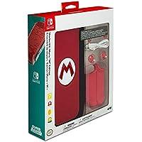 Kit Nintendo Switch Starter Mario M Edition Case Proteção - Nintendo